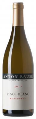 Pinot Blanc Rosenberg 2015 / Anton Bauer