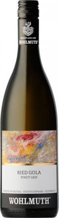 Pinot Gris Ried Gola 2017 / Wohlmuth Gerhard