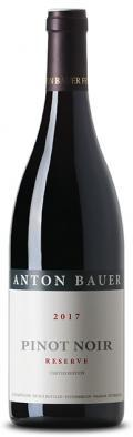 Pinot Noir Reserve 2017 / Anton Bauer