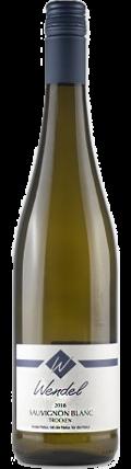 Sauvignon Blanc trocken BIO 2018 / Klaus und Judith Wendel