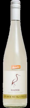 Gelber Muskateller DEMETER 2018 / Biodyn Weinhof HAIDER