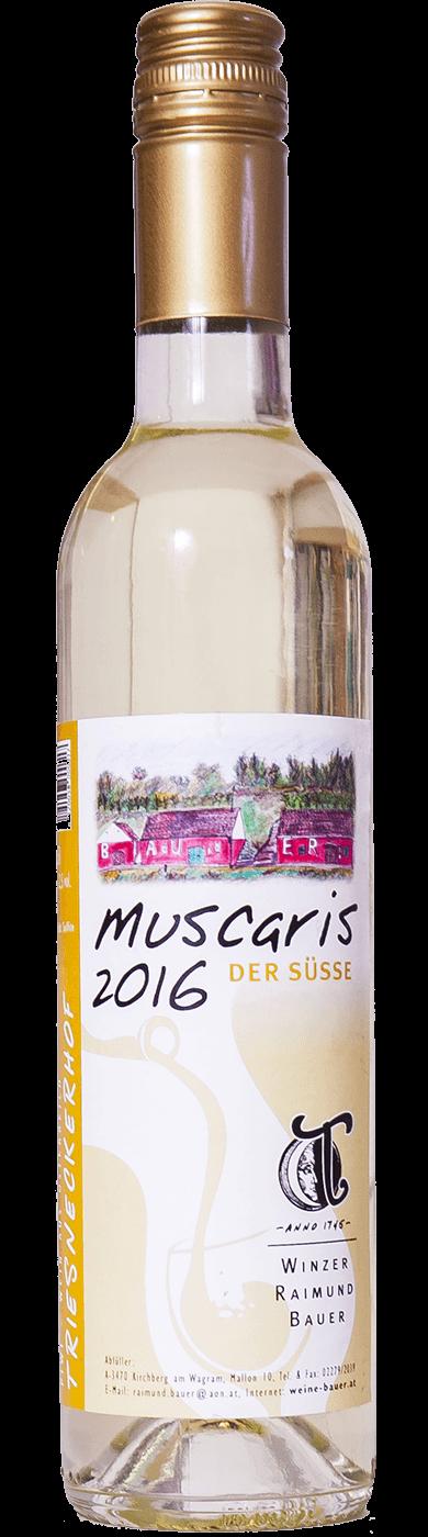 Muscaris SWEET 2018 / Raimund Bauer - Triesneckerhof