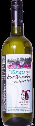 Grauburgunder der Liebliche 2016 / Raimund Bauer - Triesneckerhof