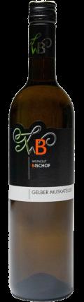 Gelber Muskateller  2018 / Bischof