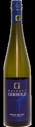 Pinot Blanc  2018 / GERHOLD
