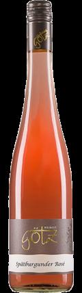 Spätburgunder Rosé 2018 / Götz