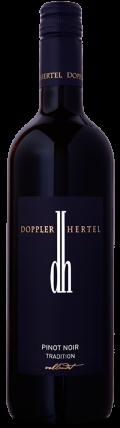Pinot Noir TRADITION Rotwein QbA trocken - vollendet 2016 / Doppler-Hertel