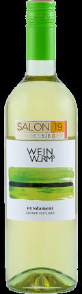 Grüner Veltliner FUNdament 2018 / WEINWURM