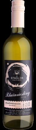 Rheinriesling Qualitätswein 2018 / Stadler