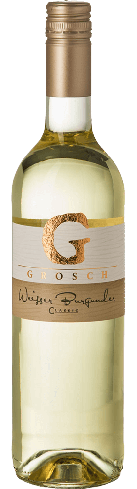 Weißburgunder Classic, Qualitätswein 2018 / Grosch