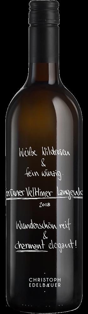 Grüner Veltliner LANGENLOIS Kamptal DAC 2019 / Christoph Edelbauer