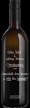 Chardonnay  2018 / Christoph Edelbauer