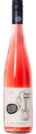 St. Laurent Rose 2018 / Gruber Röschitz