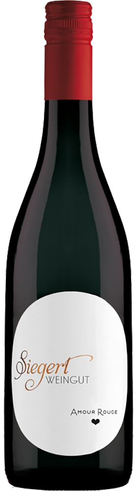 Cuvee Amour Rouge 2016 / Siegert
