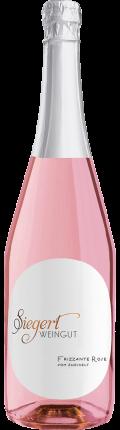 Frizzante Rose | Zweigelt 2018 / Siegert