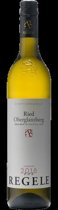 Gelber Muskateller Ried Oberglanzberg, Südsteiermark DAC 2018 / Regele