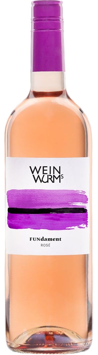 Rose FUNdament 2020 / WEINWURM