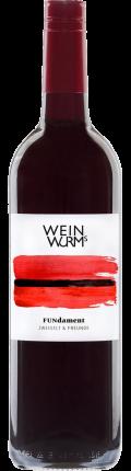 Zweigelt Cuvee FUNdament - Zweigelt & Freunde 2018 / WEINWURM