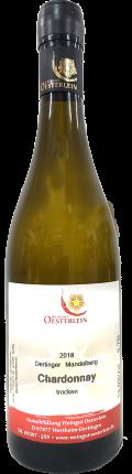 Chardonnay Dertinger Mandelberg Kabinett 2018 / Oesterlein