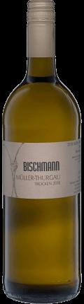 Müller Thurgau Bio Qualitätswein trocken 2019 / Thomas Bischmann