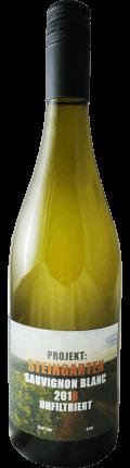 Sauvignon Blanc PROJEKT STEINGARTEN unfiltriert 2018 / ALEXS