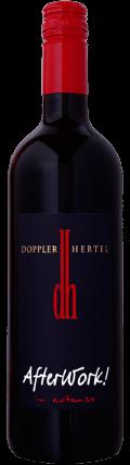 Cuvee AFTER WORK Rotwein QbA trocken 2016 / Doppler-Hertel