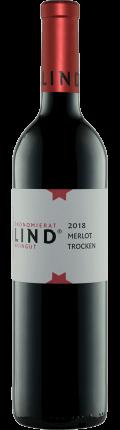 Merlot Mandelpfad 2019 / Weingut Ökonomierat Lind