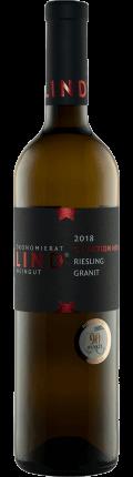 Riesling Granit - gereift im Granitsteinfass 2018 / Weingut Ökonomierat Lind