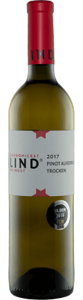Pinot Auxerrois 2017 / Weingut Ökonomierat Lind