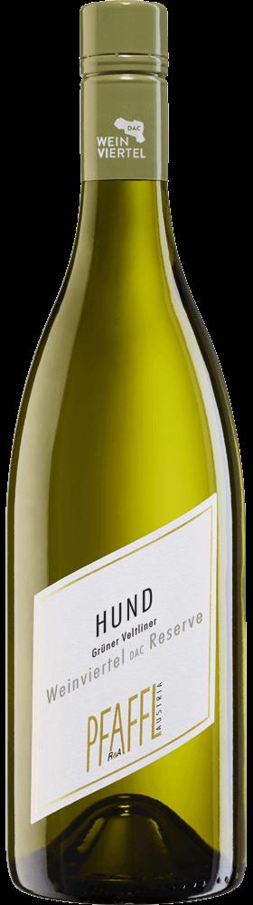 Grüner Veltliner Weinviertel DAC Reserve HUND 2020 / R&A PFAFFL