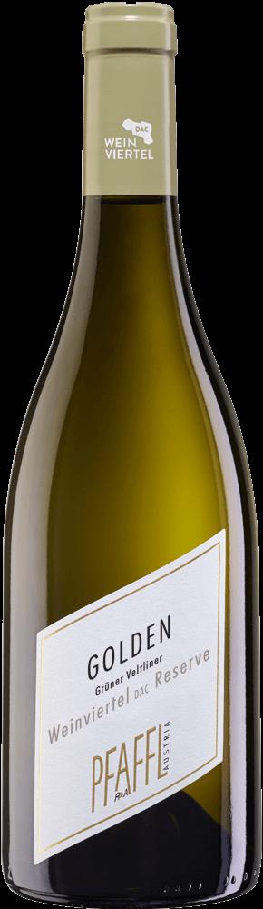 Grüner Veltliner Weinviertel DAC Reserve GOLDEN 2020 / R&A PFAFFL