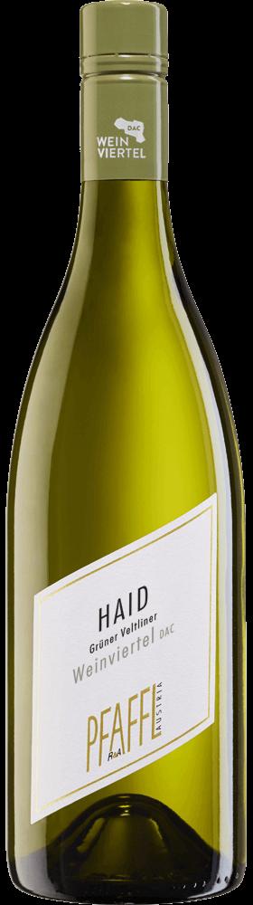 Grüner Veltliner Weinviertel DAC HAID 2020 / R&A PFAFFL