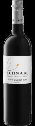 Blauer Zweigelt Selection 2018 / Schnabl