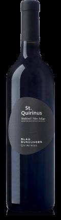 Blauburgunder Quirinus Südtiroler DOC 2018 / St. Quirinus