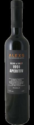 Cuvee APERITIV 1991 RELAX & ENJOY 1991 / ALEXS