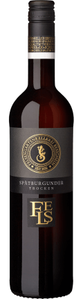 Spätburgunder FELS Spätburgunder QbA trocken 2017 / Felsengartenkellerei Besigheim