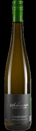 Chardonnay Spätlese trocken 2018 / Schaurer