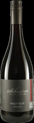 Pinot Noir im Holzfass gereift 2018 / Schaurer
