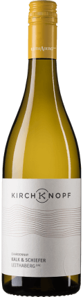 Chardonnay Kalk & Schiefer Leithaberg DAC 2019 / Kirchknopf