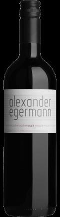Cuvee Mosaik rot 2018 Magnum / Alexander Egermann