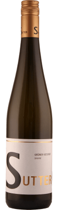 Grüner Veltliner Weinviertel DAC Klassik 2020 / Sutter