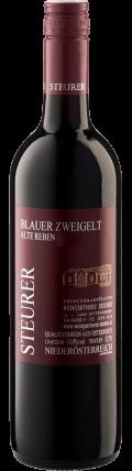 Blauer Zweigelt Alte Reben 2018 / Steurer