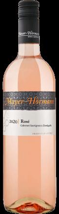 Rose Rose vom Cabernet Sauvignon & Zweigelt 2020 / Mayer Hörmann
