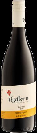 Pinot Noir Thermenregion 2018 / Freigut Thallern
