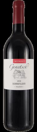 Dornfelder trocken 2018 / Genetsch