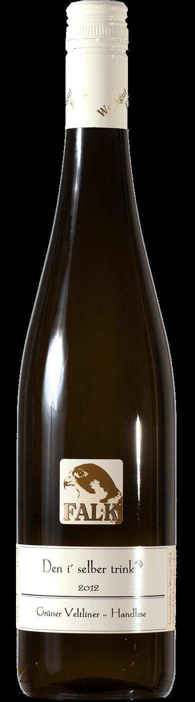 Grüner Veltliner Den i´ selber trink, reg. Marke, Weinviertel DAC 2020 / Falk