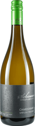 Chardonnay Spätlese trocken 2020 / Schaurer