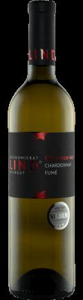 Chardonnay Fumé | Sélection Noir 2018 / Weingut Ökonomierat Lind