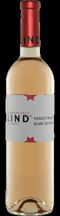 Blanc de Noir Merlot trocken | Mandelpfad 2019 / Weingut Ökonomierat Lind