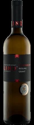 Riesling Granit - gereift im Granitsteinfass 2020 / Weingut Ökonomierat Lind